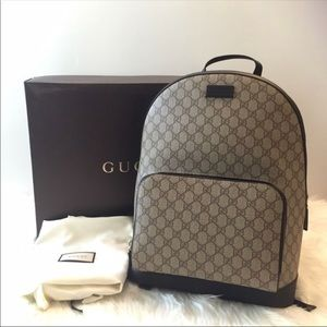 abe43836272f Gucci Bags | Backpack | Poshmark